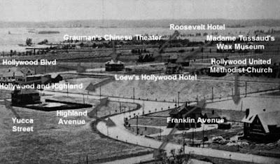 Fotografías antiguas de Hollywood, principios siglo XX