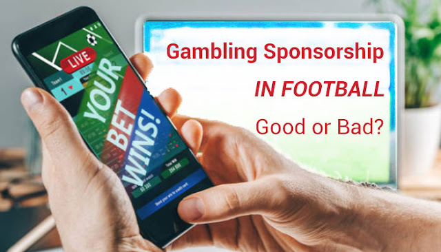 Gambling Sponsorship in Football –Good or Bad: eAskme