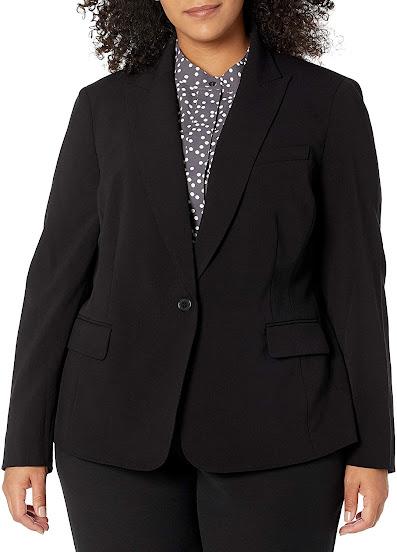 Women's Plus Size Blazers