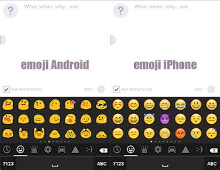 Mengganti Emoji Di Android seperti Emoji iPhone