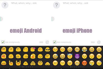 Cara Mengganti Emoji Di Android seperti Emoji iPhone 100% Work