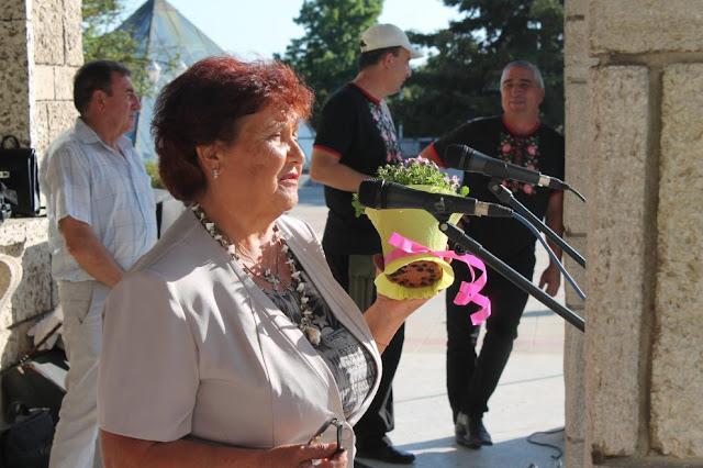 Пенсионерите на Каварна отбелязаха празника си с тържество