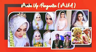 make up pengantin mua