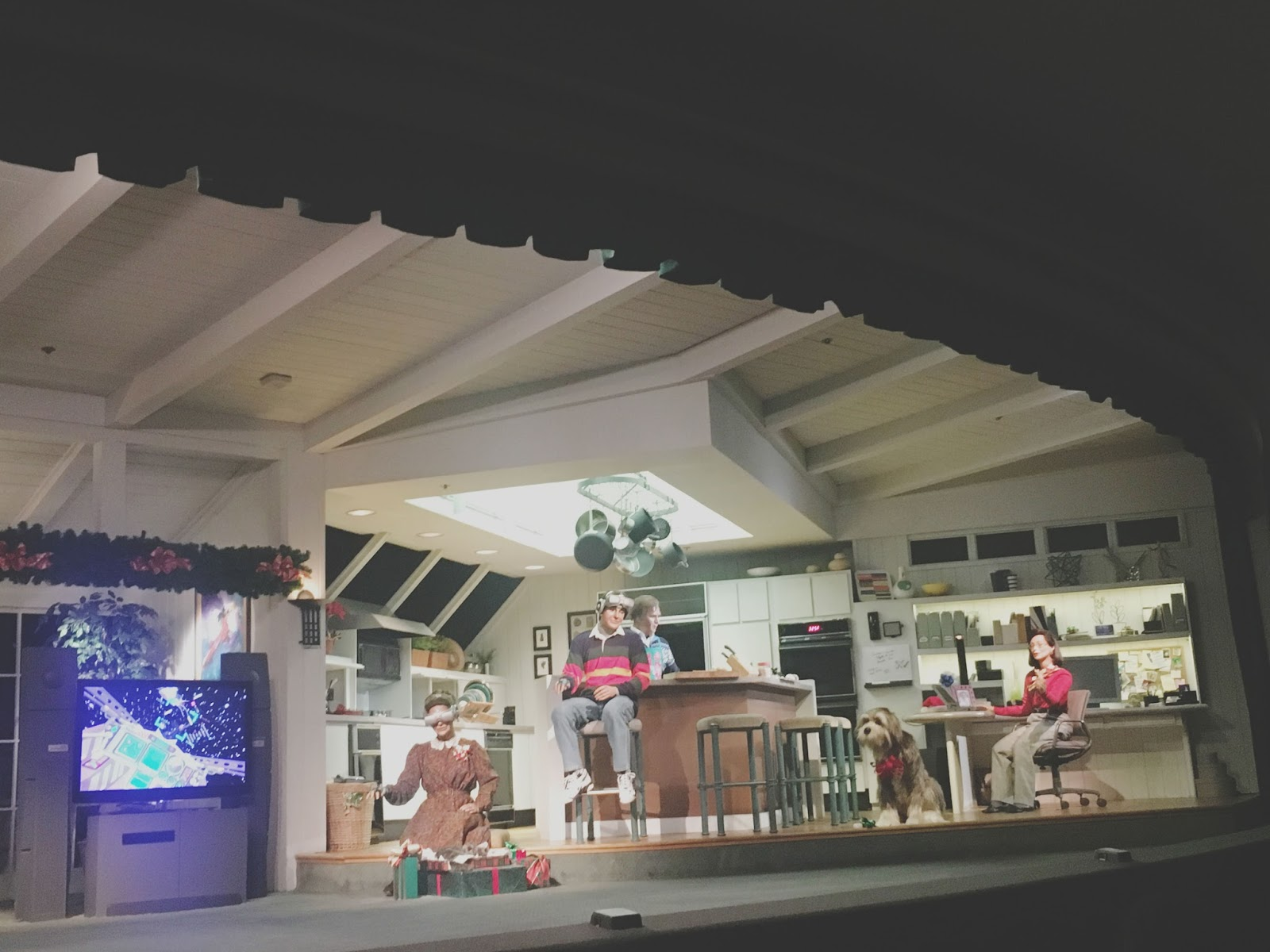 Carousel of Progress at Magic Kingdom in Disney World, Florida