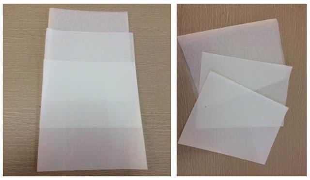 quy trình công nghệ sản xuất giấy chống thấm dầu mỡ phục vụ bao gói thực phẩm khô