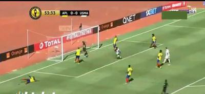 ملخص مباراة اتحاد الجزائر وبترو اتلتيكو