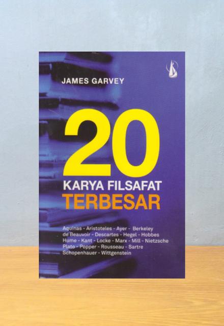 20 KARYA FILSAFAT TERBESAR, James Garvey
