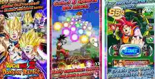 Game Anime dragon ball