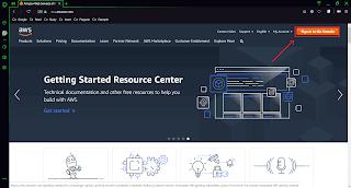Cara Buat Akun Amazon Web Service (AWS) Gratis