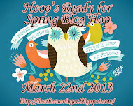 Hoo's ready for Spring Blog Hop