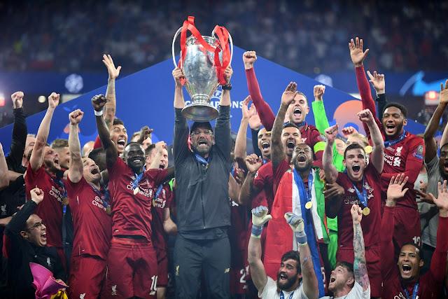 ردود أفعال غير متوقعة على فوز ليفربول بلقب دوري أبطال اوروبا 2019