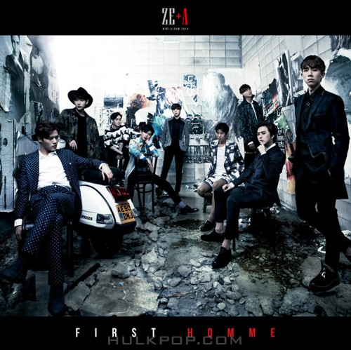 ZE:A – First Homme – EP (ITUNES PLUS AAC M4A)