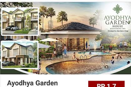 Ayodhya Garden House,Mh.Thamrin,Tangerang Kota