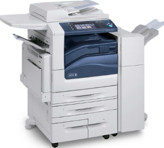 Xerox WorkCentre 7545 Treiber & Software Herunterladen