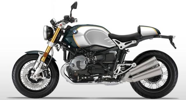 Spesifikasi BMW R NineT