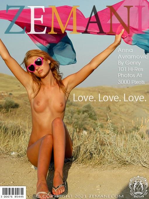 [Zemani] Anna Avramovic - Love. Love. Love.