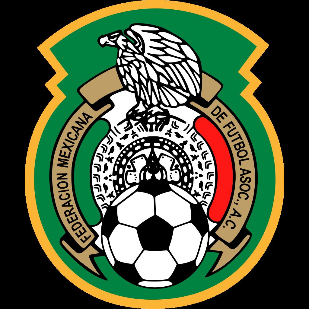 Logo Timnas Sepakbola Meksiko