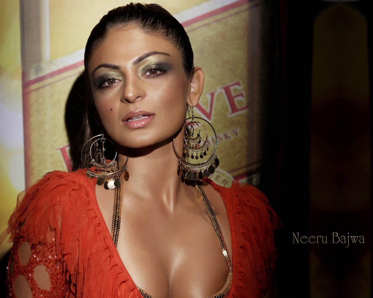 Neeru Bajwa - Punjabi Indian Bollywood Sexy Model And -9561