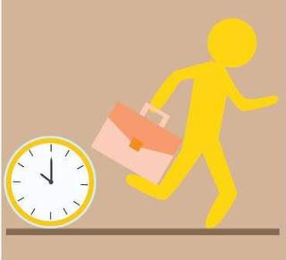 إدارة الوقت بفعالية