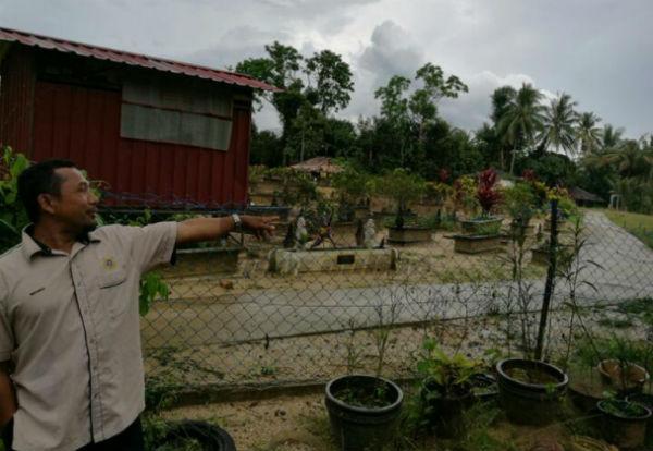 Misteri Suara Aneh Dari Kubur, Penduduk Buat Solat Hajat
