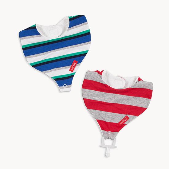 babero bandana para bebe varon verano 2018.