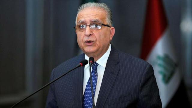 Irak advierte contra presencia de Israel en el Golfo Pérsico