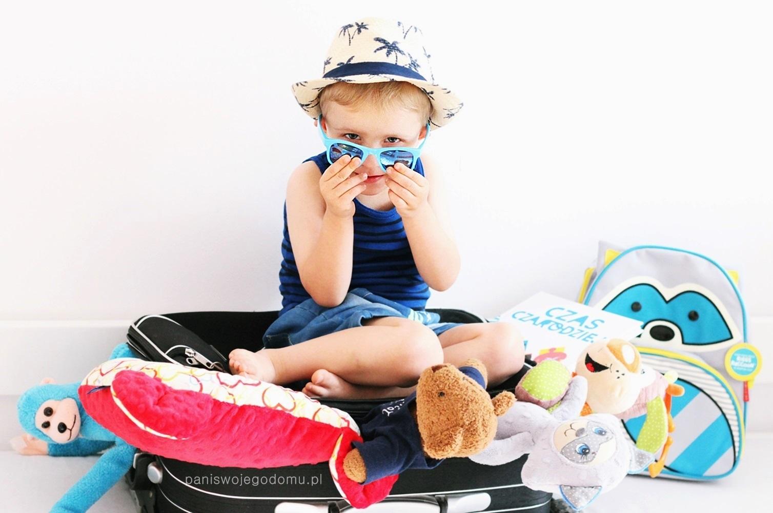 Co spakować dziecku na wakacje?