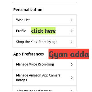 Amazon par account create karne