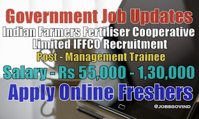 IFFCO Recruitment 2021