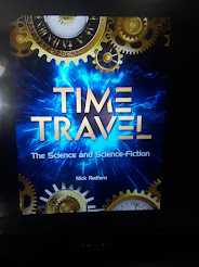 The Time Travel Book, U.S. Edition, September 2021: