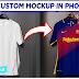 How to Create Custom Mockup in Photoshop + Free Mockup PSD by M Qasim Ali