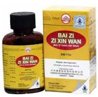 Bai zi zi xin wan bai zhi yang xin wan obat jantung susah tidur sesak gelisah