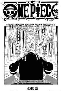 Update! Baca Manga One Piece Chapter 904 Full Sub Indo