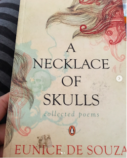 Cover of A Necklace of Skulls