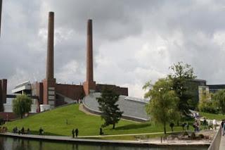 Volkswagenwerk / Autostadt in Wolfsburg