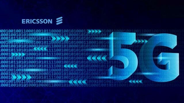 إريكسون تتوقع نمو كبير في الأرباح وسط ازدهار سوق الـ 5G