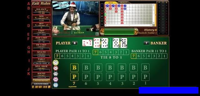 Cara Bertaruh Game Baccarat Cbet Online Casino