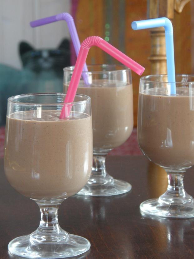 TahiniKaakao -smoothie