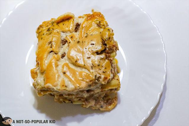 Bhest Premium Beef Lasagna - The Meatiest Lasagna in Town!