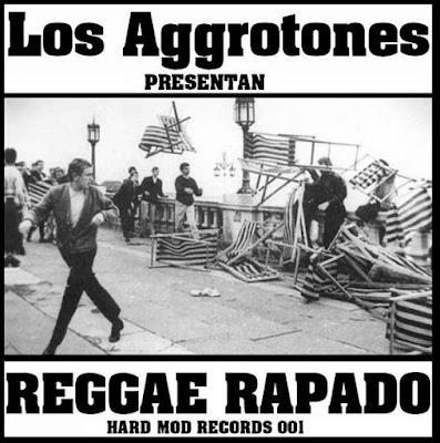 LOS AGGROTONES - Reggae Rapado (2008)
