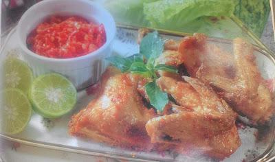 Cara Membuat Ayam Goreng Pondok dengan Mudah dan Praktis