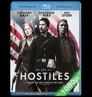 HOSTILES: VIOLENCIA AMERICANA (2017) 1080P HD MKV ESPAÑOL LATINO