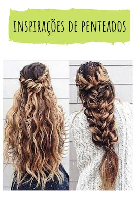 inspirações de penteados