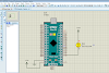 STM32 BluePill Library Simulation in Proteus