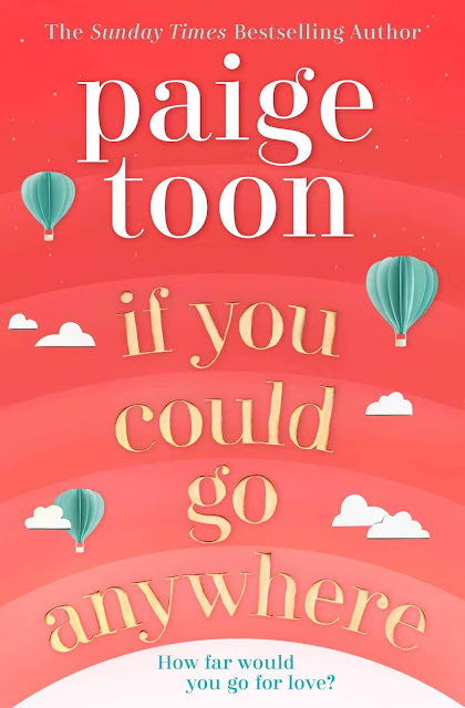 If You Could Go Anywhere by Paige Toon Book Cover Audiobook