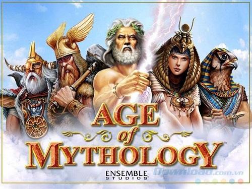 Khoảng không truyền thuyết thần thoại khiến cho sức thu hút riêng của Age Of Mythology