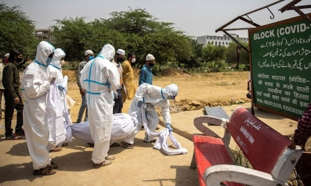 India's Coronavirus Deaths Exceed 200,000 After Record Surge In Cases Newsajk.xyz
