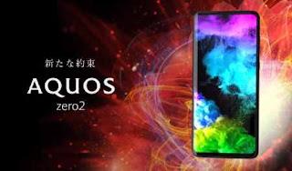 Harga dan Spesifikasi Sharp AQUOS Zero2