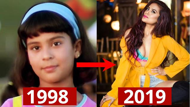 शाहरुख़ खान की यह ऑनस्क्रीन बेटी दिखती हैं बेहद ग्लैमरस और खूबसूरत, करवाया हॉट फोटोशूट