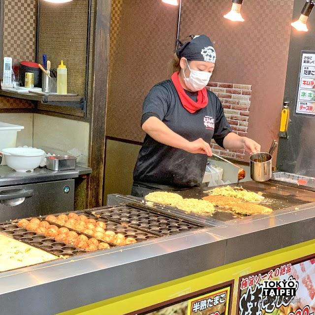 【Jumbo總本店】章魚燒、大阪燒、炒麵老店 銅板價消夜好選擇